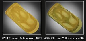 Auto-Air Semi Opaque Chrome Yellow