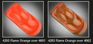 Auto Air Semi Opaque Flame Orange
