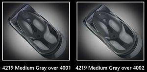Auto-Air Semi Opaque Medium Grey