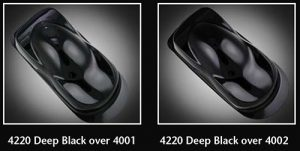 Auto-Air Semi Opaque Deep Black