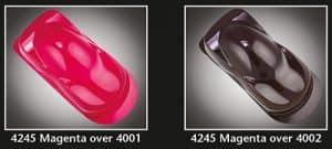 Auto-Air Transparent Magenta