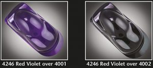 Auto-Air Transparent Red Violet