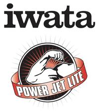 Iwata Studio Series Power Jet Lite logo