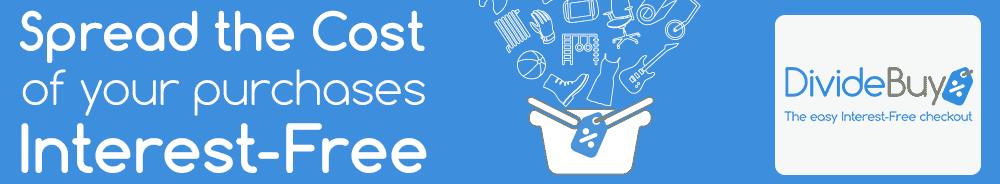 DivideBuy Interest-Free Credit Banner